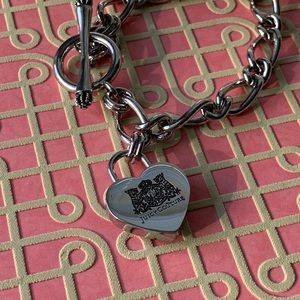 Juicy Couture Chain Link Bracelet